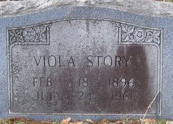 Viola Johnson Story (1896-1961) - Find A Grave Memorial