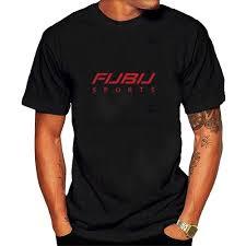 Fubu Design T Shirt New Casual T Shirts Fubu Logo Printed Graphic Men Round Neck
