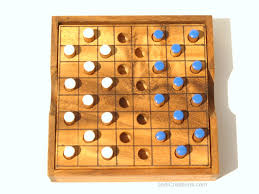 Wooden Peg Board Game Checkers Draughts Board Game Manufacturer Exports JediCreations 21