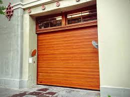 high sd wood color parking garage door gate jpg