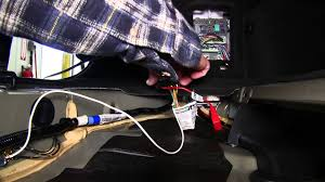 installation of a trailer wiring harness on a 2011 acura mdx installation of a trailer wiring harness on a 2011 acura mdx etrailer com