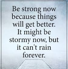 Quotes About Going Through Hard Times And Staying Strong