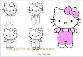 Hello Kitty Drawing At Paintingvalley Com Explore