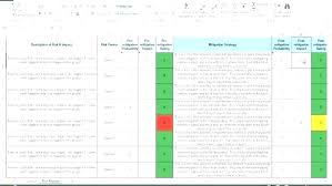 Project Management Issue Log Template Issues Risk And Excel Te