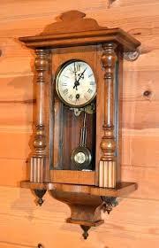 wooden pendulum wall clock suppliers