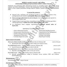 Sample Resume Summary For College Student New Pleasant Resume ...