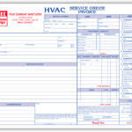 Hvac Invoice Template 6 Free Sample Example Format Download ...
