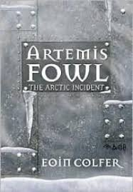 artemis fowl book 2 the arctic incident by eoin colfer read or the free ebook now from epub bud
