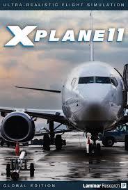 X Plane 11 Global Flight Simulator Software Dvd Set