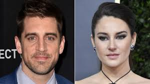 Read the screenplay for 'the mauritanian' (exclusive). Inside Aaron Rodgers And Shailene Woodley S Relationship