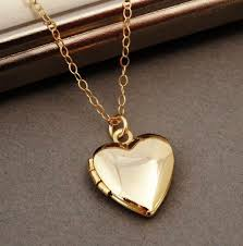 gold locket necklace gold necklace