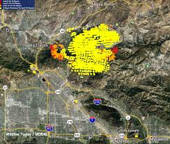 sand fire to be declared local emergency for la county