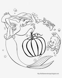 Small Picture Disney Halloween Coloring Sheets Coloring Pages