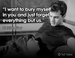 Quotes About Christian Grey