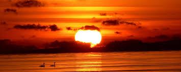 ocean sunset wallpapers. Exellent Sunset Ocean Sunset Wallpaper On Wallpapers