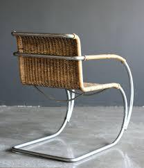 mr20 lounge chair designed by ludwig mies van der rohe for berliner metallgewerbe josef muller
