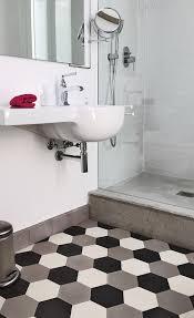 cement tiles bathroom floor