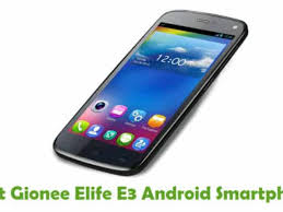 Root Gionee Elife E3 Android Smartphone ...