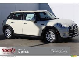 pepper white mini cooper mini cooper hardtop 4 door