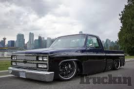1986 GMC C10 - Domino Effect - Truck Tribute - Truckin Magazine