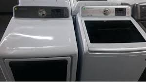 lowes samsung dryer. Samsung Top Load Washer And Dryer Pair Lowes L