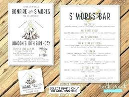 Free Printable Birthday Party Invitation Template Backyard