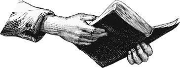 book hands
