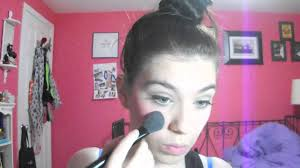 sandy from grease makeup tutorial
