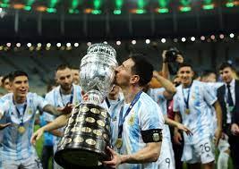 Copa América: Lionel Messi gewinnt ersten Titel mit Argentinien