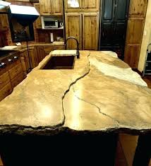stained concrete countertop design countertops pictures