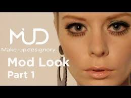 twiggy helped define the mod makeup look of the in this twiggy inspired makeup tutorial sean conklin from make up designory shows us how to achieve t