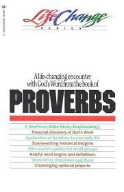 Proverbs, LifeChange Bible Study: Bonnie Rhodes: 9780891093480 -  Christianbook.com