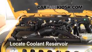 fix coolant leaks 2007 2016 jeep wrangler 2008 jeep wrangler fix coolant leaks 2007 2016 jeep wrangler 2008 jeep wrangler unlimited rubicon 3 8l v6