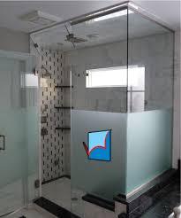frameless shower doors denver installation