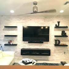 white floating shelves around tv floating shelves around floating shelves around ideas floating shelves floating