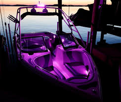 Front Boat Light Colors Three Ways To Add Led Lighting To Your Boat Make Life On
