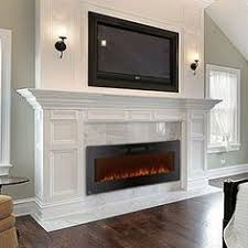 Napoleon Azure 60 In Linear Black Wall Mount Electric Fireplace   NEFL60H  Napoleon Http: