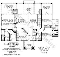 Country House Plans  Home Design Olive Street  17566Country Floor Plans