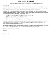 Sample Cover Letter For Accounts Payable Clerk Accounting Clerk