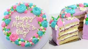 Happy Mothers Day Cake Recipe Tastemade
