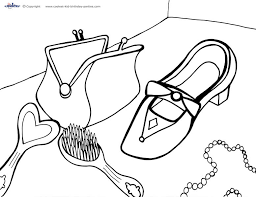 printable girl clothing accessories coloring_52549 printable girl clothing accessories coloring gekimoe \u2022 93191 on coloring pages clothes printable