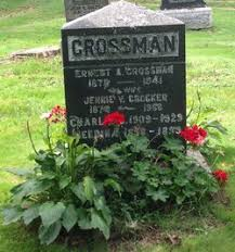 Jennie Vaughn Crocker Crossman (1874-1966) - Find A Grave Memorial
