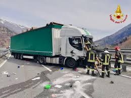 Grave incidente sull'autostrada Torino- Bardonecchia