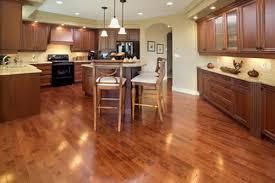 hardwood floors kitchen. Innovative Wood Kitchen Floors Dark Cabinets Lighter Light Countertops White Hardwood A