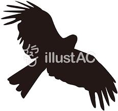 飛ぶ鳥イラスト No 112875無料イラストならイラストac