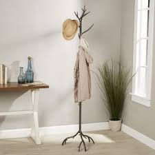 Tree Limb Coat Rack Tree Branch Coat Rack Wayfair 25
