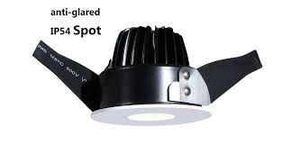 10w ip54 waterproof led spot light recessed lighting cree fixed version