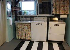 cute laundry room transformation curn and chalkboard looks cute