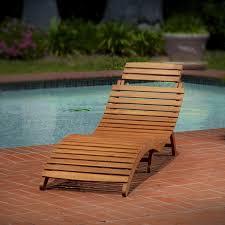 Fold Up Chaise Lounge Lahaina Wood Outdoor Chaise Lounge Walmartcom