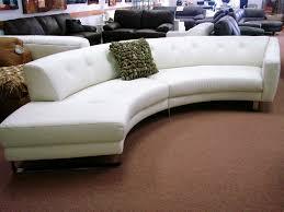 natuzzi contemporary leather sofa